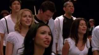 GLEE - Keep Holdin' On (Full Performance) (Official Music Video) HD