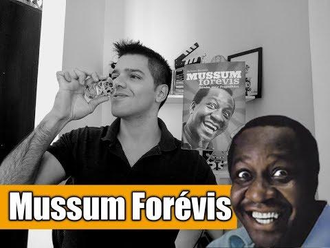Analisando o livro Mussum Forévis