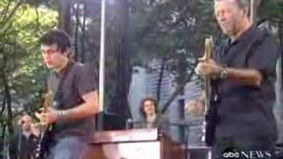 John Mayer And Eric Clapton  Crossroads ABC News