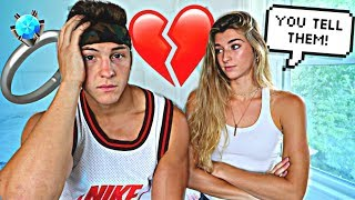 Why We're Not Engaged... *THE TRUTH*