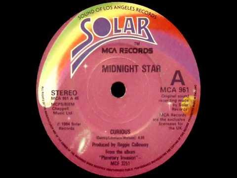 Midnight Star - Curious (Dj ''S'' Bootleg Bonus Beat Extended Re-Mix)