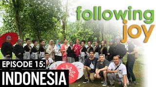 Dancing Joy Vlog: Following Joy - Ep 15: Indonesia
