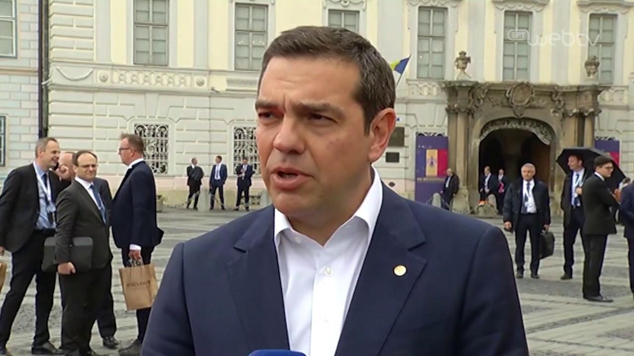 Δηλώσεις μετά το πέρας της Συνόδου Κορυφής στο Σιμπίου της Ρουμανίας