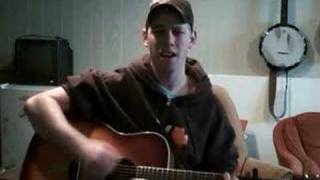 """Eric Church - """"What I Almost Was"""" (Acoustic Cover)"""