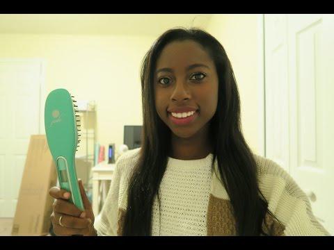 Irresistible Me Jade Straightening Brush!