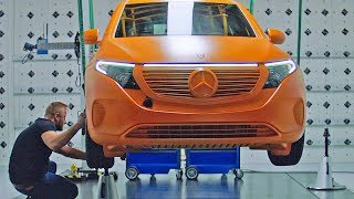 The Most Advanced Crash Test Center in the World