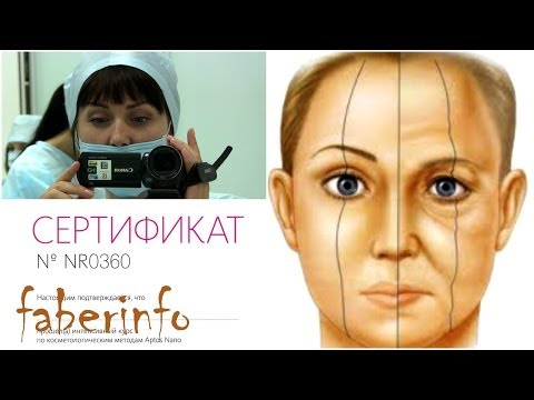 Массаж до лица от морщин