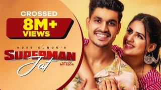 Superman Jat Lyrics | Single Track Haryanvi | Ndee Kundu