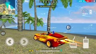 Airdrop AWM Hunting || Free Fire Live || Desi Gamers