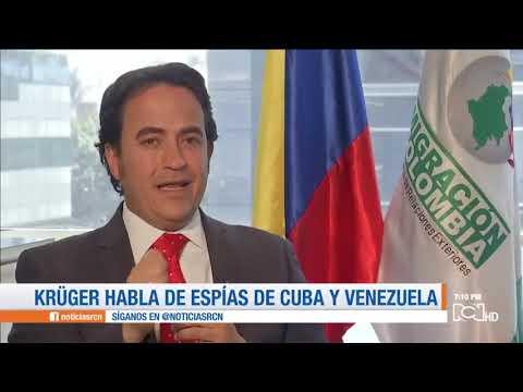 Preocupacion de Migracion Colombia por estructura de los puentes fronterizos con Venezuela