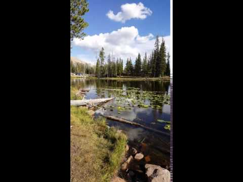 Video Of Butterfly Lake Campground, UT
