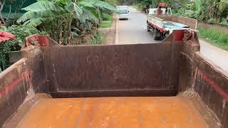 Bán xe ben cũ đongfeng hoàng huy 8t nhập khẩu 2011 - xe chất - cầu hổ vồ - 0968110299