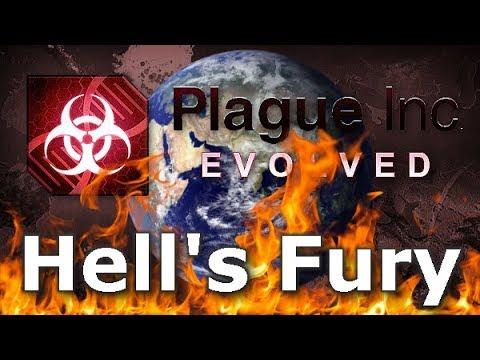 Plague Inc: Custom Scenarios - Hell's Fury