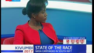 Kivumbi2017: State of the Race; Judiciary warns against intimidation
