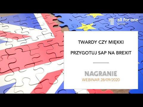Twardy czy miękki – przygotuj SAP na Brexit