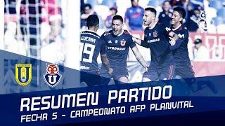 [FECHA 5] U. De Concepción Vs Universidad De Chile - Campeonato PlanVital 2019