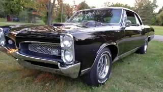 1967PontiacGTOforsaleblack4speedautoappraisal$29,500810-691-2664