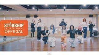 [Dance Practice] 우주소녀 (WJSN)   이루리 (As You Wish) Fixed Cam Ver.