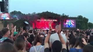 Bruno Mars Live Concert At Hyde Park London, July 14th 2018