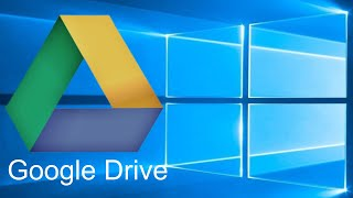 Beginners Guide To Google Drive For Windows - Backup And Sync Tutorial