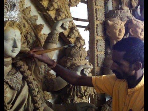Indian Gods Lose Soul to PoP (Plaster of Paris)