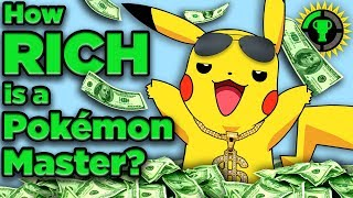 Game Theory: How RICH is a Pokemon Master? | Kholo.pk