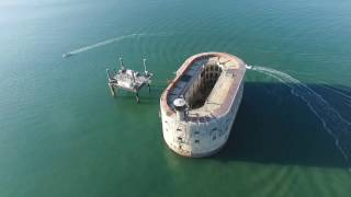 Fort  BOYARD  la légende
