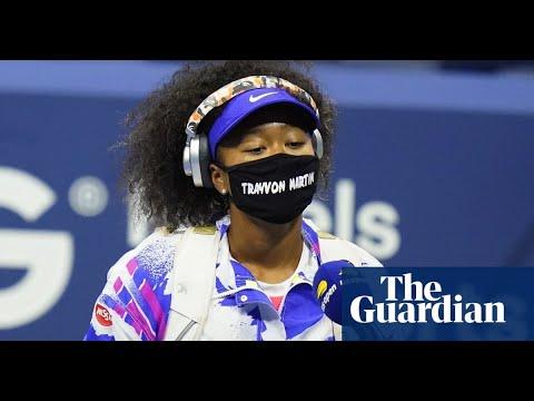 Naomi Osaka blasts her way through to US Open quarter-finals