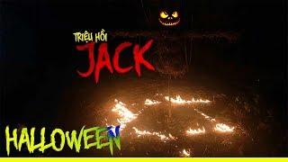 Triệu Hồi JACK Con Q.Ủ.Y Của Ngày Halloween | Summon Jack o Lantern at Halloween |Phim Ngắn