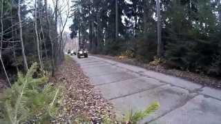 preview picture of video 'Klatovy QUAD orientační vyjížďka 16.11.2014, Team No.2'
