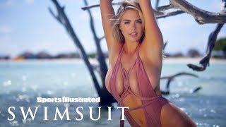 Kate Upton Is A Masterpiece In These Unique Swimsuits | Intimates | Sports Illustrated Swimsuit