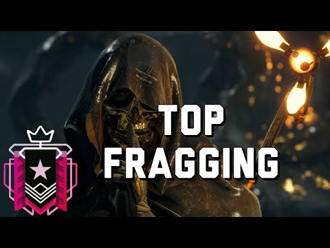 TOP FRAGGING - Rainbow Six Siege Console Champion