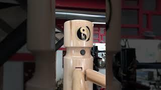 JKD Wooden Dummy by Warrior Martial Art Supply