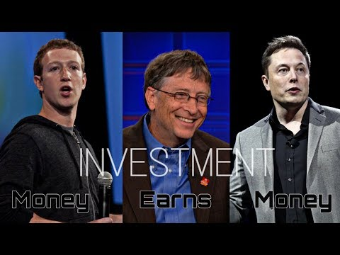 How to Become A Billionaire//Where you should Invest your Money//Best ways to Earn money with Money!