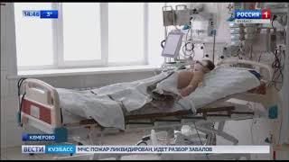В Кузбассе ищут родственников подростка, выпрыгнувшего из окна Зимней вишни