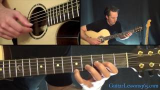 John Lennon - Oh My Love Instrumental Guitar Cover by Carl Brown