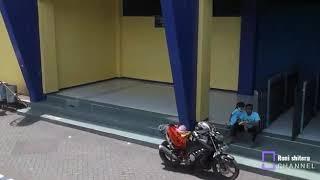 Percobaan. dji tello + tello fpv (boomerang view). efek angin banter
