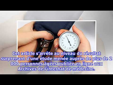 Dans une branche de traitement de lhypertension