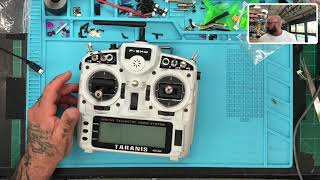 Live RMA - FrSky X9D+2019 Board Repair and Update from Cyclone FPV