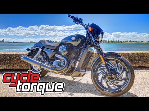 Harley-Davidson Street 500 review