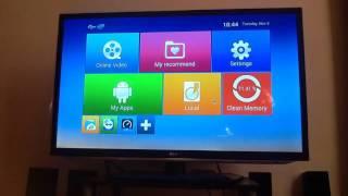 CONFIGURAR SMARTBOX Tv A SU RED