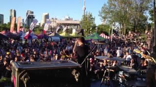 Bayside - Stuttering (Live @ Warped 2014, Toronto)