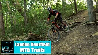 #3 in a 10 part video review series of CORA mountain bike trails in Greater Cincinnati