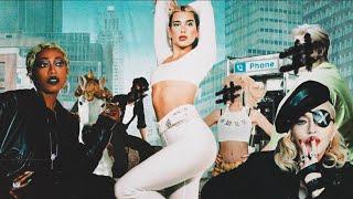 Dua Lipa ft. Madonna & Missy Elliott - Levitating (Remix) // (improved version)
