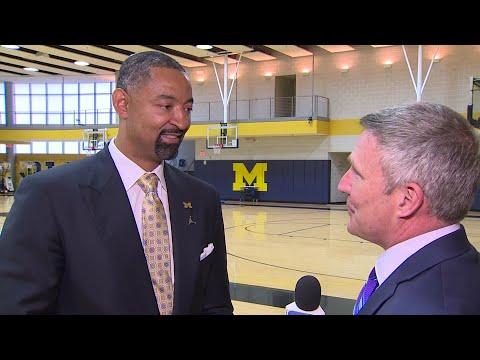 Juwan Howard one-on-one interview
