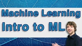 Machine Learning and Predictive Analytics - Intro to Machine Learning and A.I. - #MachineLearning