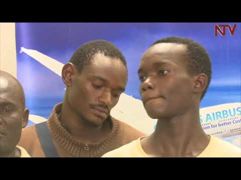 Banna Kenya babiri baayingidde Uganda mu bibookisi by'ennyanya