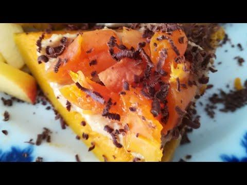Без выпечки Самый вкусный десерт из тыквы Без муки без яиц Что приготовить из тыквы Польза тыквы