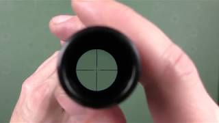 Оптический прицел Tasco 4Х15 от компании CO2 - магазин оружия без разрешения - видео