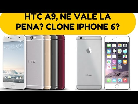 Foto HTC One A9, ne vale la pena? Pregi e difetti? Clone Apple iPhone 6?
